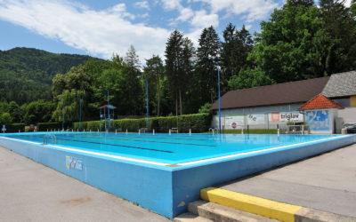 Javni razpis za oddajo dela gostinskega lokala na bazenu Prebold