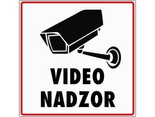 Video nadzor ekološkega otoka Dolenja vas