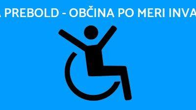 """Podelitev listine """"Občina po meri invalidov"""""""