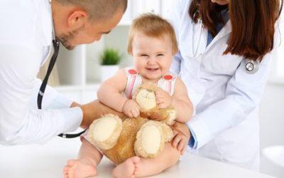 Urejanje prostorov za pediatra